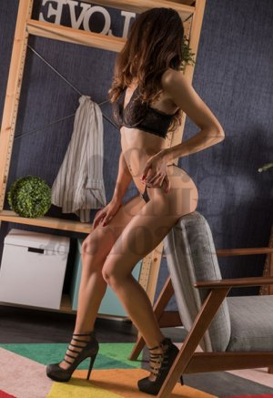 Zubida nuru massage in Detroit and escort girls