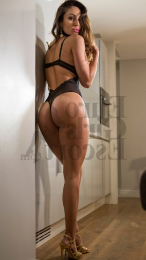 Alyssia thai massage and escorts